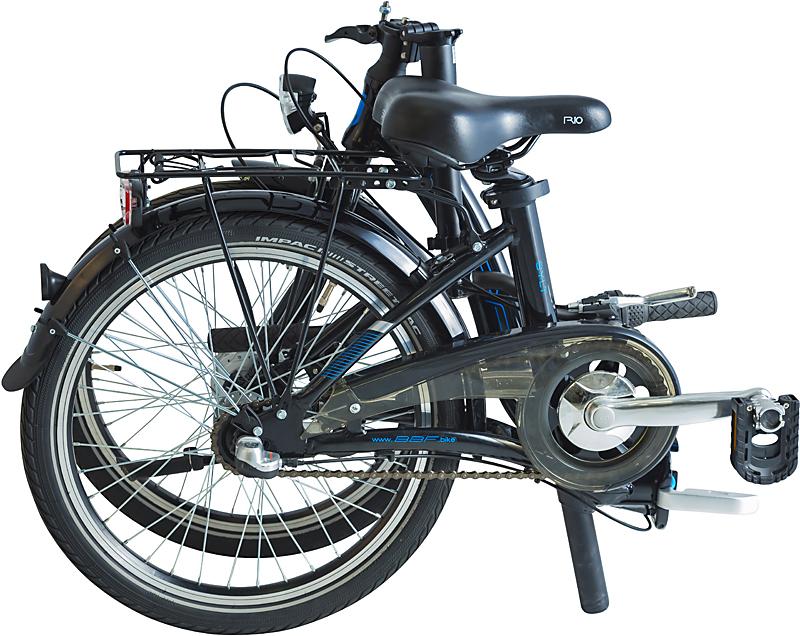 Faltrad BBF Sylt