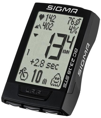 Fahrradcomputer Sigma BC 23.16 STS CAD