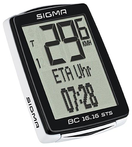 Fahrradcomputer Sigma BC 16.16 STS