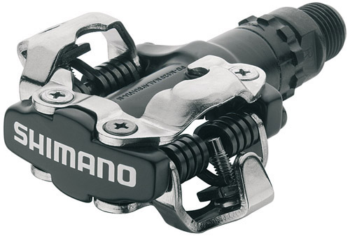 Klickpedale Shimano PD-M520
