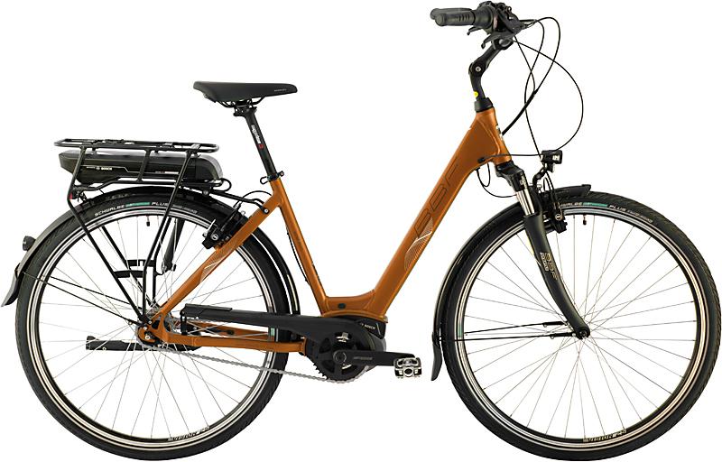 E-Bike BBF Genf Plus – Wave
