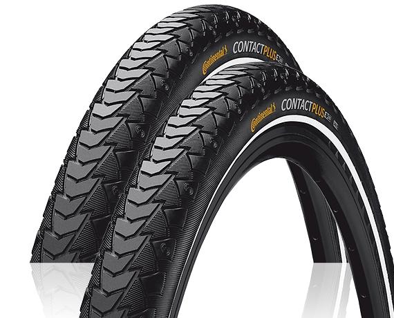Upgrade auf unplattbare Reifen