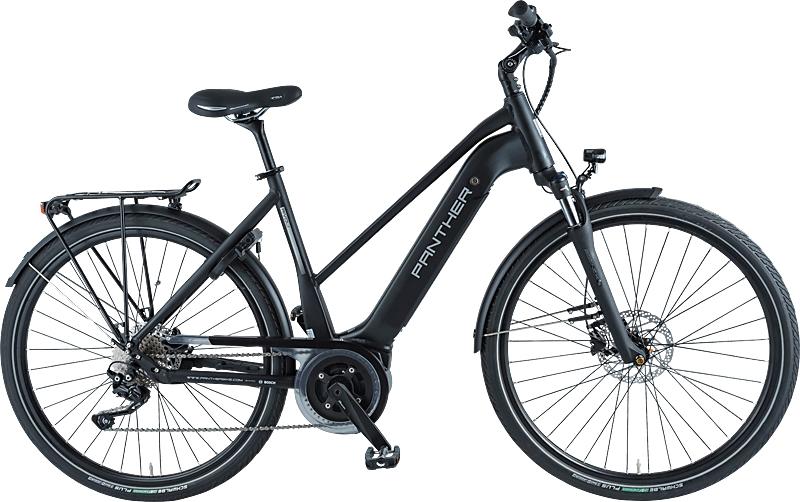 E-Bike Panther Rivoli – Trapez