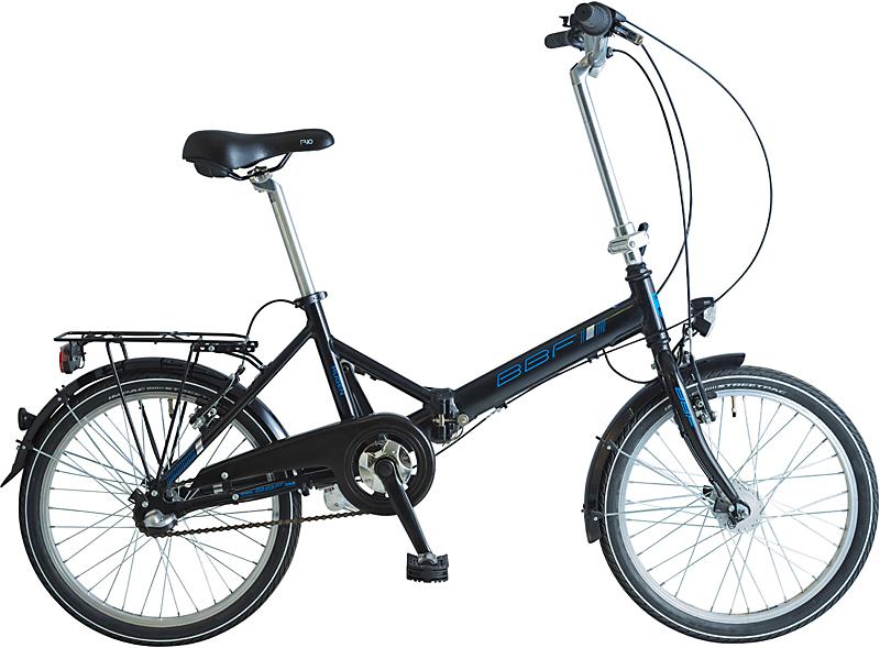 Faltrad BBF Rügen
