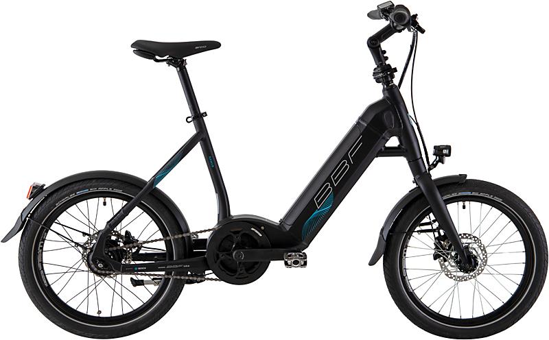 E-Bike BBF Namur Kompaktrad