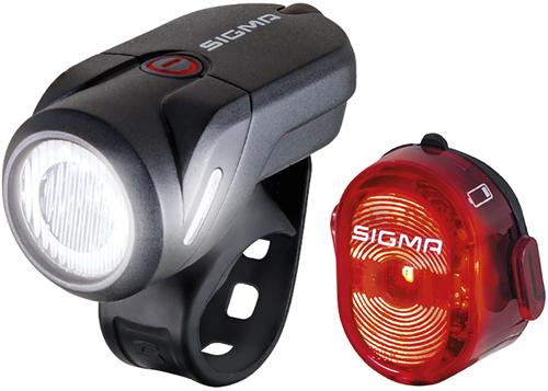 Sigma Scheinwerferset Aura 35 & Nugget II